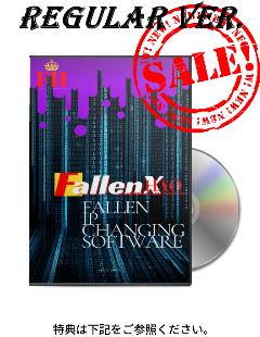 FallenX覇王REGULAR Ver.